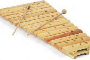 xilófono 15 notas