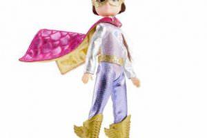 lottie ropa super héroe