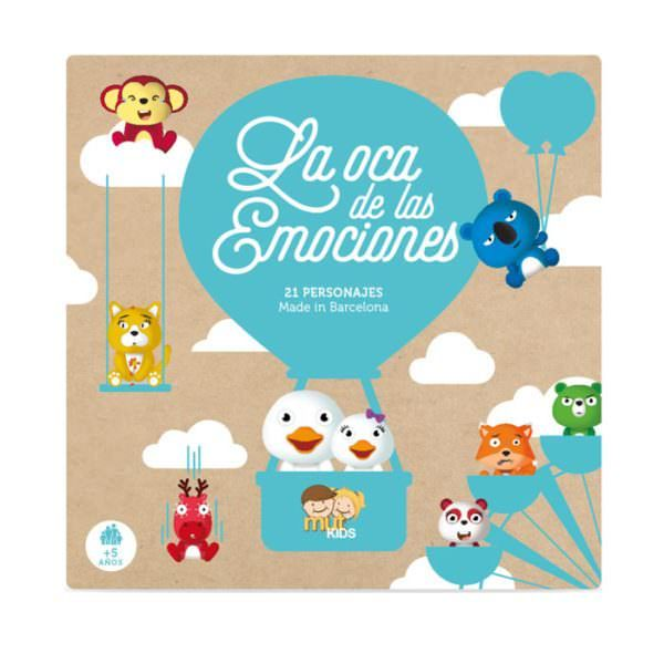 Oca Las La De Emociones Mutkids bg76Yfyv